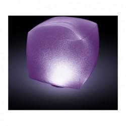 Lampe Flottante Led Intex 28694 De 22x23x23 Cm   Piscineshorssolweb