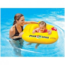 Bouée Gonflable Enfant 79x79 Cm. Pool School Intex 56587 | Piscineshorssolweb