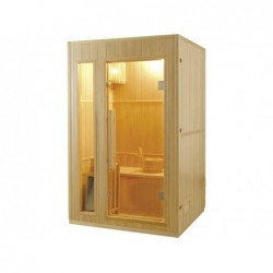Sauna Traditionnel Zen De 2 Places 3500 W