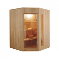 Sauna Traditionnel Zen De 3 Ou 4 Places 4500 W