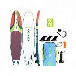 Planche De Surf Gonflable Coasto Air Surf 8 Poolstar Pb-Cairs8b De 244x57 Cm.  | Piscineshorssolweb