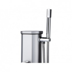 Douche Solaire 20 L. De Aluminium Jolly Go Inox Ds-Jg141nx Poolstar | Piscineshorssolweb