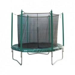 Trampoline Circulaire Avec Filet 366 X 260 Cm