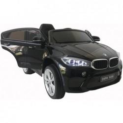 Voiture à batterie 6V BMW X6M télécommandé   Piscineshorssolweb