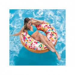 Bouee Gonflable Intex 56263 De 114 Cm Donut | Piscineshorssolweb