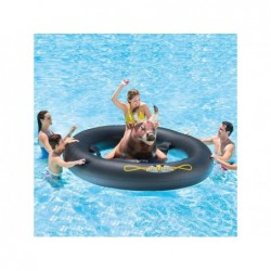 Taureau Gonflable Inflatabull Intex 56280eu De 239x196x81 Cm   Piscineshorssolweb