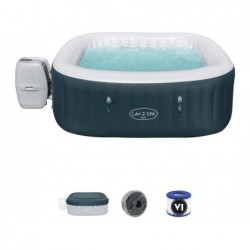 Spa Gonflable de 180x180x66 cm. Ibiza Air Jet Lay-Z-Spa Bestway 60015 | Piscineshorssolweb