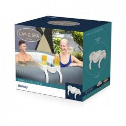 Porte-gobelets pour Spa Lay-Z-Spa Bestway 60306 | Piscineshorssolweb