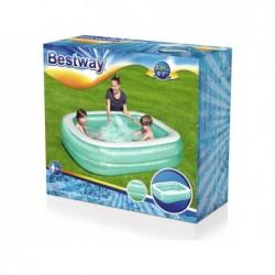 Piscine Gonflable de 201x150x51 cm. Blue Bestway 54005 | Piscineshorssolweb