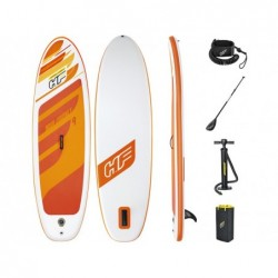 Paddle-board de 274x76x12 cm. Aqua Journey Bestway 65349 | Piscineshorssolweb