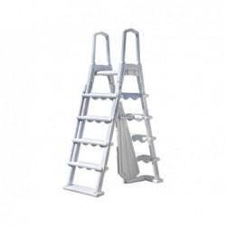 Escalera para Piscina Elevada de 120-132 cm Gre L4PL