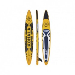 Paddle Board de Surf Stand Up De Kohala Thunder Race 425x66x15 cm. Ociotrends KH42715 | Piscineshorssolweb