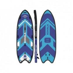 Paddle Board de Surf Stand Up De Kohala Big Sup8 430x155x20 cm. Ociotrends KH48020 | Piscineshorssolweb