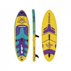 Paddle Board de Surf Stand Up De Kohala Windsup 295x86x15 cm. Ociotrends KH29515 | Piscineshorssolweb