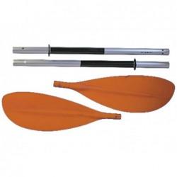 Remo kayak de kohala 3 piezas 220 cm. Aluminio Ociotrends RK001.