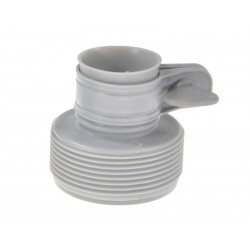 Adaptateurs B Raccordements de 32 mm pour 38 mm Intex 29061 | Piscineshorssolweb