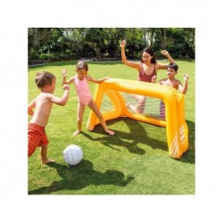 But Gonflable de 140x89x81 cm Fun Goals Game Intex 58507 | Piscineshorssolweb