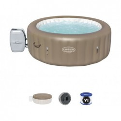 Spa Gonflable de 196x71 cm. Lay-Z-Spa Palm Spring Bestway 60017 | Piscineshorssolweb