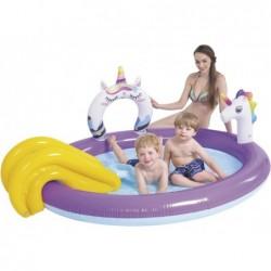 Piscine gonflable Jilong Unicorn Spray Pool 51001 | Piscineshorssolweb