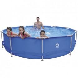 Piscina Desmontable con Depuradora 1136 L. Jilong 17799EU Super Round Pool Set 360x76 cm. | PiscinasDesmontable