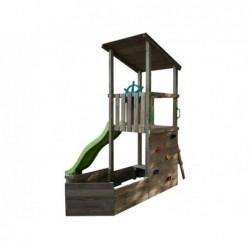 Parc enfant Nautilus L avec Rampe de Masgames MA700330