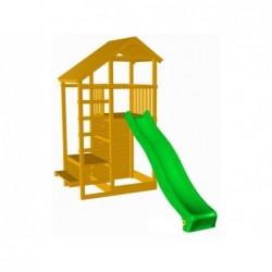 Parc enfant Teide avec Balançoire Individuelle de Masgames MA700104