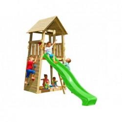 Parc enfant Belvedere XL avec Balançoire Individuelle de Masgames MA802411