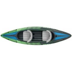 Kayak Challenger Intex 68306. Pour 2 Personnes   Piscineshorssolweb