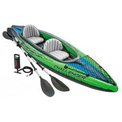 Kayak Challenger Intex 68306. Pour 2 Personnes