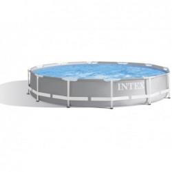 Piscine Hors Sol Intex 26712 Prism Frame 366x76 Cm
