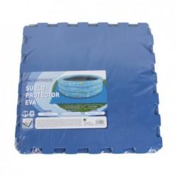 Sol Protecteur Pour Piscines 9 Pièces De 50x50 Cm | Piscineshorssolweb