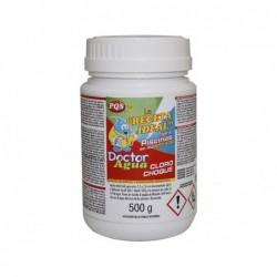 Pot Chlore De Choque 500g. Pqs 16127