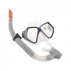 Masque De Plongée Pro Avec Tuba