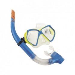Masque De Plongée Pro Avec Tuba | Piscineshorssolweb