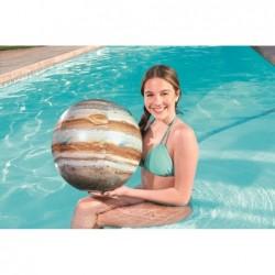 Ballon Gonflable De 61 Cm. Jupiter Lumière Led Bestway 31043 | Piscineshorssolweb