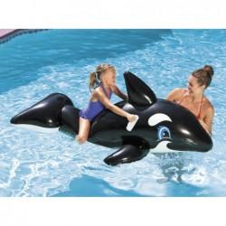 Baleine Gonflable De 203x102 Cm   Piscineshorssolweb