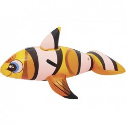 Poisson Clown Gonflable De 157x94 Cm