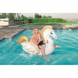 Pégase Luxury Gonflable De 231x150 Cm Bestway 41118 | Piscineshorssolweb