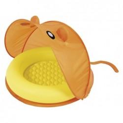 Piscine Gonflable Pour Enfants Avec Toit De 97x97x74 Cm