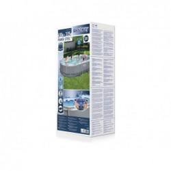 Piscine Hors Sol 488x305x107 Cm. Power Steel Bestway 56448 | Piscineshorssolweb