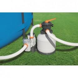 Épurateur À Filtre À Sable De 7.571 L/H Flowclear Bestway 58499 | Piscineshorssolweb