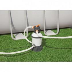 Épurateur À Filtre À Sable De 2.006 L/H Flowclear Bestway 58515 | Piscineshorssolweb