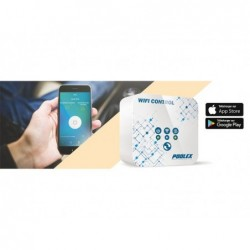 Dome Solaire Accessoire Boitier Wifi Ipv6 Pour Piscines   Piscineshorssolweb